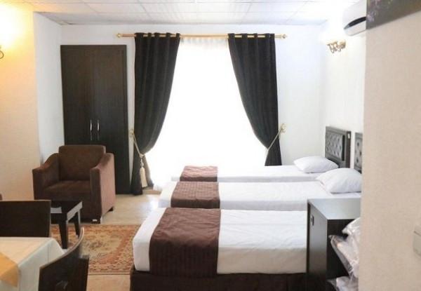 هتل آبادگران