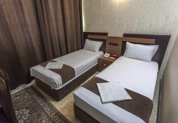 هتل قدس